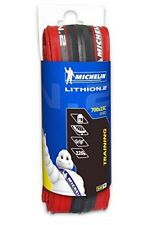 00 Michelin jante pliable Lithion2 TS V2 700x23 Red