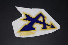 Arrow Pegatina Sticker decal schrifzug escape exhaust logotipo carbon silenciador re