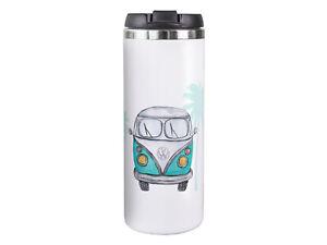 Thermobecher VW Bus Kaffeebecher To Go Isolierbecher Thermo als Geschenk für Ihn