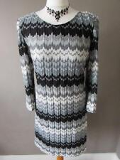 Wallis 3/4 Sleeve Tunic Dresses Size Petite for Women