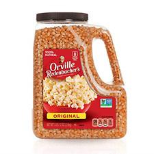Orville Redenbachers Gourmet Popcorn Kernels, Original Yellow, 5 lb, 12 oz