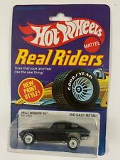 HOT WHEELS 1983 Real Riders SPLIT WINDOW '63 White Hubs No.4354 NEW BP MALAYSIA