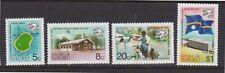 (K202-19) 1974 Nauru set of 4stamps Upu (S)