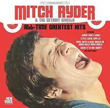 All-Time Greatest Hits - Mitch Ryder (2016, CD NEUF)