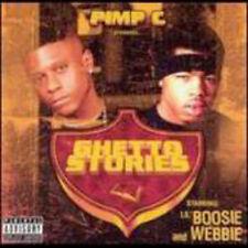 Lil' Boosie, Pimp C Presents - Ghetto Stories [New CD] Explicit