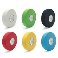 Ice Hockey Cloth Stick Tape Roller Wrap Non-Slip Tape 25MM*25M Various Colours