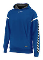 Hummel Authentic Charge Pullover Hoodie Blau 334037045