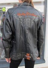 Harley-Davidson Damen Jacke Ladies Lederjacke Motorrad Gr. XL 97174-14VW NEU!