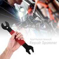 MTB Road Bike Bicycle Cycling Repair Spanner Bicycle Foot Pedals Wrench