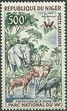 Timbre Animaux Niger PA18 ** lot 21916