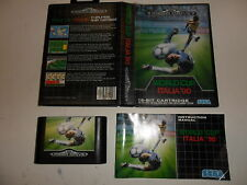 Sega Mega Drive World Cup Italia' 90