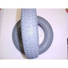 "Pair of (2) Invacare Wheelchair M91 14"" X 3"" 3.00 - 8 Solid Drive Tires 114291"