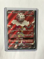 Blacephalon GX Full Art Pokemon Card 199/214 Lost Thunder Near Mint Minus (NM-)