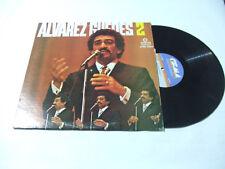 Alvarez Guedes – Alvarez Guedes 2 -Disco Vinile 33 Giri LP Album PORTORICO 1975