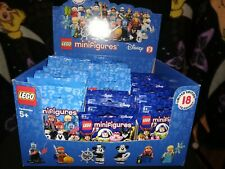 Lego Disney series 1 and 2, new, unopened bags, never used, original seal.