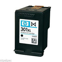 1 x HP 301XL Black Refilled Ink Cartridges CH563EE  301 These Work on ALL Models
