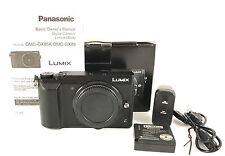 Panasonic LUMIX GX85K 16.0 MP Digital Camera - Black (Latest Model)
