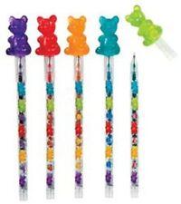 Scented Gummy Bear Gel Pen (set of 3)