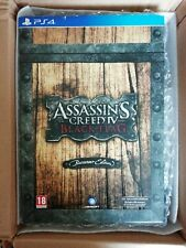 ASSASSIN'S CREED IV 4 BLACK FLAG LIMITED BUCCANEER EDITION EDWARD PS4 NEW