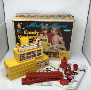 Mickey Mouse Candy Factory Palitoy 1973 Rare HTF Vintage