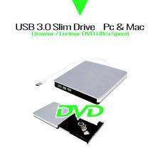 Dvd drive usb 3.0 optical player burner reader cd-rw laptop external recorder