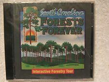 South Carolina Forests Forever Interactive Forestry Tour CD