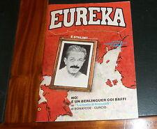 Eureka 5/1980 *completo di poster disegnato da Quino* (da edicola)