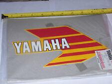Nos Obsolete Yamaha Hauler YTM 200 Tank Decal Emblem Sticker P/No. 24W-21782-30