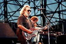 Jerry Garcia - Grateful Dead 16 x 20 inch Photo / Poster - Live Concert 1991