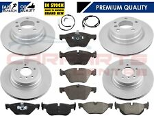 QSP Rear Brake Pads for Vauxhall Combo 2001 to 2011 Set of 4