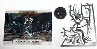 Warhammer Age of Sigmar Nighthaunt Lord Executioner miniature with warscroll