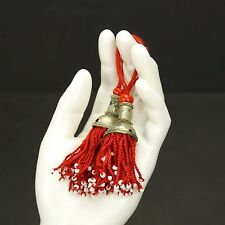 PAIR Tribal Jewelry Clothing TASSELS Belly Dance Kuchi Bellydance 729a10
