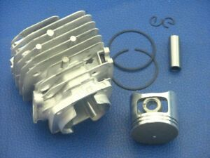 Cylinder + Piston Kit For Tarus T4500 Chainsaw Piston 43mm