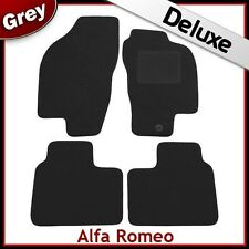 Alfa Romeo 156 Sportswagon Tailored LUXURY 1300g Car Mat GREY