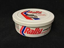 Genuine Rally Cream Car and Truck Wax 82116 10oz Made in USA Free Shipping
