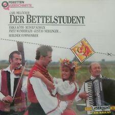 CARL MILLOCKER - Der Bettelstudent  (CD) . FREE UK P+P ........................