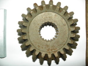 Rhino 00777885 23 T Gear for Divider Gearbox