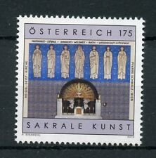 Austria 2018 MNH Sacral Art Heilig-Geist-Kirche Altar 1v Set Churches Stamps