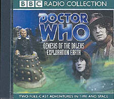 Doctor Who , Genesis of the Daleks and Exploration Earth: AUDIO CD