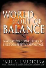 World Out of Balance by Paul A. Laudicina Hardcover Book used