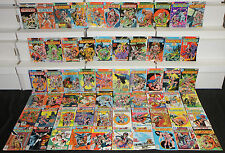 Vintage DC Bronze Age WARLORD 61pc Count High Grade Comic Lot 8.0 + 1st App