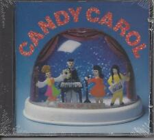 """BOOK OF LOVE  """"Candy Carol""""   NEW SEALED ROCK CD"""