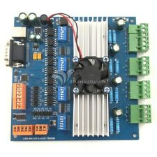 MACH3 USB 4 Axis TB6560 Stepper Motor Driver Board with MPG USB+USB Cable+CD NEW