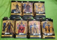Marvel legends xmen apocalypse baf wave set lot gladiator psylocke sabertooth