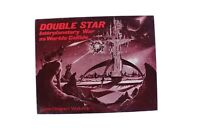 Vintage GDW Double Star Interplanetary War As World Collide Game Unpunched
