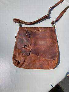 LECONI Umhängetasche Damentasche Crossbag Schultertasche