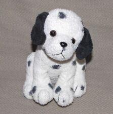 RUSS DOTTIE DALMATIAN DALMATION BLACK WHITE POLKA DOT SPOT LUV PET DOG BEAN BAG