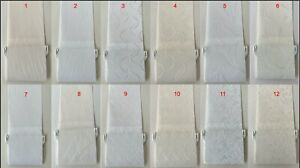"""Vertical Blind Slats Replacement Fabrics 89mm(3.5"""") Wide - Made to Measure"""