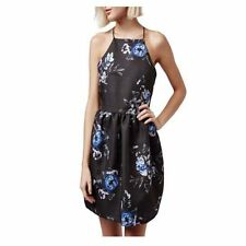 Topshop Square Neck Party Floral Dresses for Women