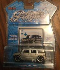 Maisto Players Luxury Diecast Collection~ Hummer H2 SUV